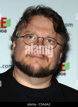 Guillermo del Toro Empire Film Awards held at Grosvenor House Hotel London, England - 09.03.08 Zibi/ - Stock Photo