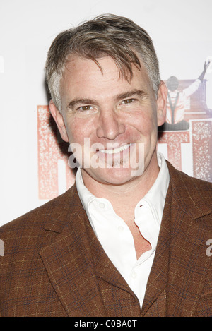 Douglas Sills Opening night of the Broadway musical 'Ragtime' at the Neil Simon Theatre - Arrivals New York City, - Stock Photo