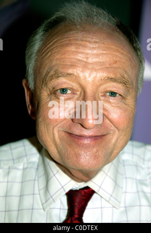 Ken Livingstone at There Is An Alternative conference, London - Stock Photo