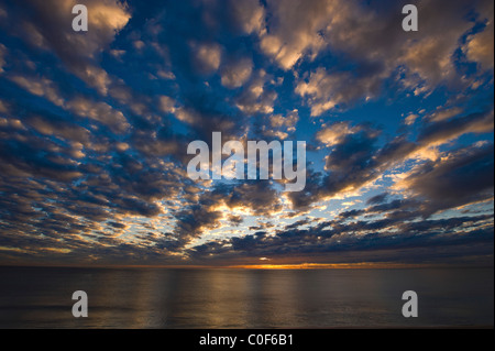 Cottosloe Beach Perth Australia - Stock Photo