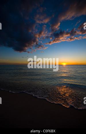 Cottosloe Beach Perth Australia - Stock Photo