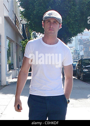 Ryan gosling heads to blueprint furniture store in west hollywood ryan gosling heads to blueprint furniture store in west hollywood after leaving a hair salon on malvernweather Images