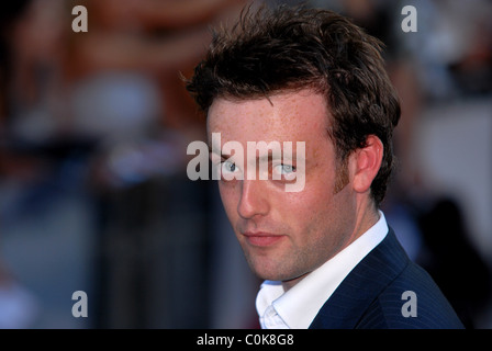 Brendan Patricks, UK Premiere of 'The X-Files: I Want to Believe' held at the Empire Leicester Square - Arrivals - Stock Photo