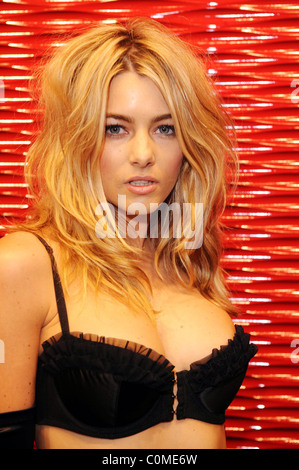 Katie Downs The Launch Of The New Look Ann Summers Marble