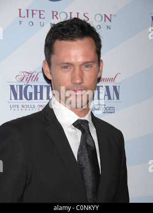 Jeffrey Donovan Attends Life Rolls On Foundation's 'Night By the Ocean' held at Grand Ballroom at Hollywood & Highland - Stock Photo