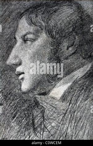 John Constable, artist - Stock Photo