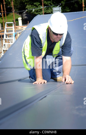 Roofing Material Ruberoid Stock Photo Royalty Free Image
