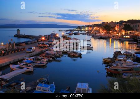 Bol harbor, Croatia, Dalmatia - Stock Photo