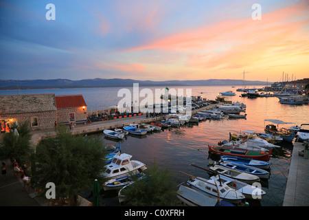 Bol Croatia, Dalmatia - Stock Photo
