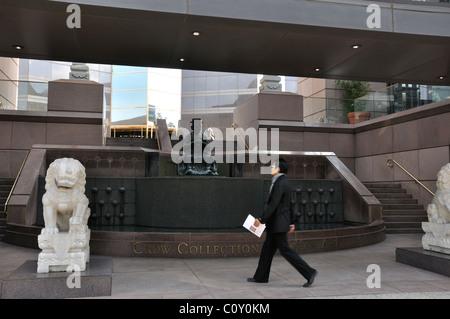 Crow Collection of Asian Art, Dallas, Texas, USA - Stock Photo