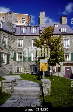 Canada quebec province quebec city civilisation museum for Museum of civilization quebec city