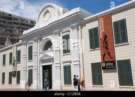 Iziko, Museum of Cape Town, Cape Town, South Africa, Africa - Stock Photo
