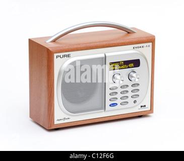 radio station Classic FM - Stock Photo