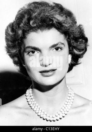 Jacqueline Kennedy - Stock Photo