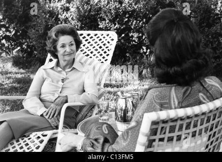 Lynda Bird Johnson Robb Daughter Of Former U S Pres Lyndon Johnson Stock Photo 51713233 Alamy