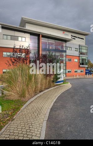 Daresbury Innovation Centre, Daresbury Science and Innovation Campus, Cheshire, UK - Stock Photo