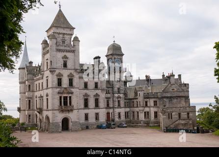CASTLE DORNOCH HIGHLAND SCOTLAND UNITED KINGDOM - Stock Photo
