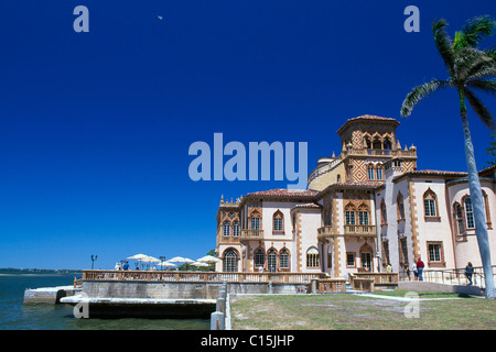 John and Mable Ringling Museum of Art, Sarasota, Florida, USA - Stock Photo