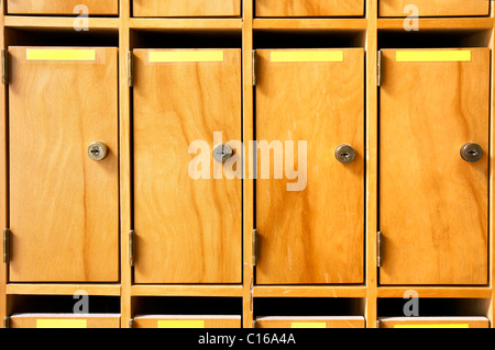 Private Post Office Mailboxes Stock Photo, Royalty Free Image ...