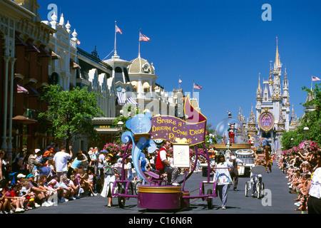 Disneyworld, Orlando, Florida, USA - Stock Photo