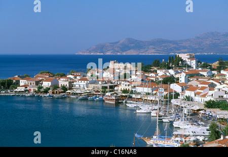 Pythagorion, Samos Island, Greece, Europe - Stock Photo