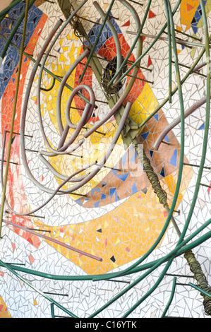 GPO art Nairobi Kenya - Stock Photo