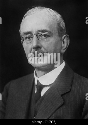 English physiologist Sir Charles Scott Sherrington (1857 - 1952) - co-winner of the Nobel Prize in Physiology or - Stock Photo
