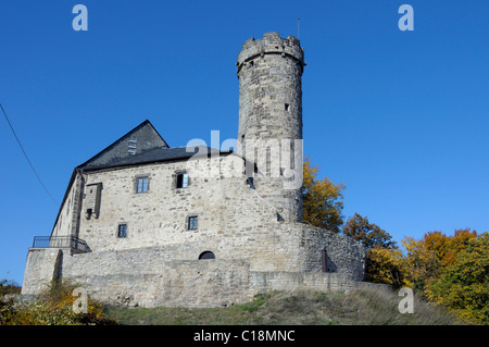 Burg greifenstein 1 stock photo 172245431 alamy for Burg greifenstein bad blankenburg