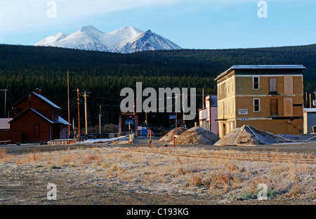 Carmacks, Yukon Territory, Canada, North America - Stock Photo