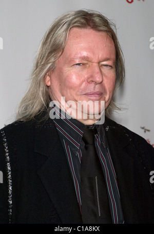 Christopher Hampton Opening night for the Broadway play 'God Of Carnage' after party held at Espace - Arrivals New - Stock Photo