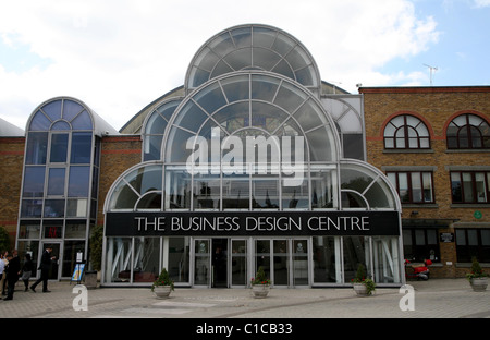General View gv of the Business Design Centre in Islington, London, England. - Stock Photo
