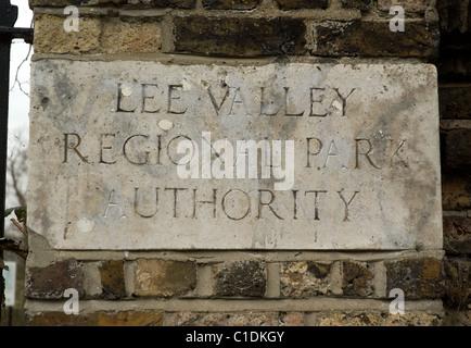Lee Valley Regional Park Authority - Stock Photo
