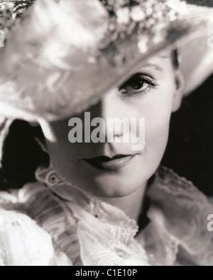 ANNA KARENINA 1935 MGM film with Greta Garbo - Stock Photo