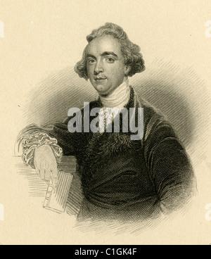 Sir William Jones - Stock Photo