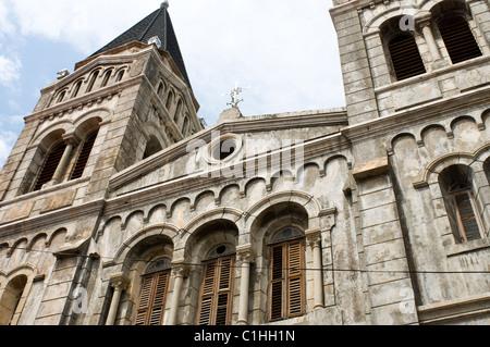 St. Josephs Cathedral, Zanzibar, Tanzania - Stock Photo