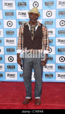Michael Bentt 2009 Los Angeles Film Festival - 'Public Enemies' Premiere held at Mann Village Theatre - Arrivals - Stock Photo