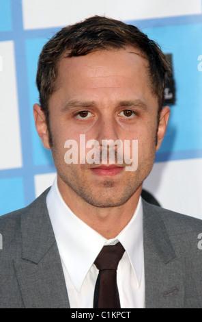 Giovanni Ribisi 2009 Los Angeles Film Festival - 'Public Enemies' Premiere held at Mann Village Theatre - Arrivals - Stock Photo