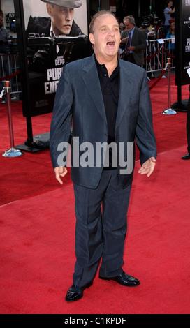 John Michael Bolger  2009 Los Angeles Film Festival - 'Public Enemies' Premiere held at Mann Village Theatre - Arrivals - Stock Photo