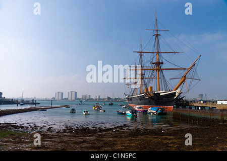 Portsmouth and Southsea - Stock Photo