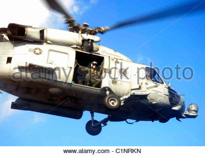 HH-60H Sea Hawk - Stock Photo