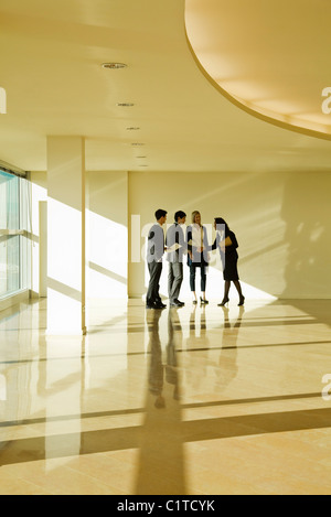 Business associates shaking hands - Stock Photo