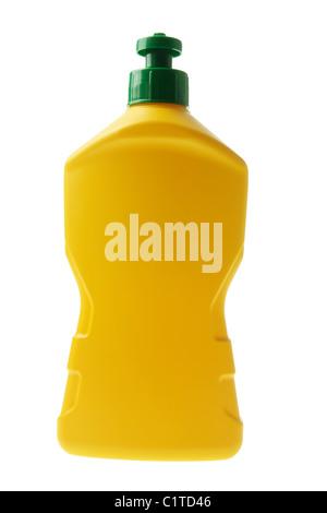 Bottle of Dish Washing Liquid