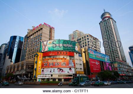 Guiyang, Guizhou Province, China - Stock Photo
