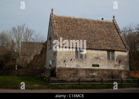 Tom Browns School Museum, Uffington, Oxon - Stock Photo