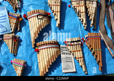 traditional andean music instruments for sale at a local market stock photo 85545306 alamy. Black Bedroom Furniture Sets. Home Design Ideas