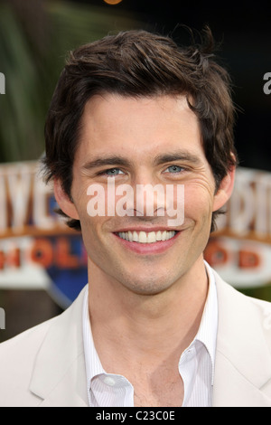 JAMES MARSDEN HOP. WORLD PREMIERE UNIVERSAL PICTURES UNIVERSAL CITY CALIFORNIA USA 27 March 2011 - Stock Photo