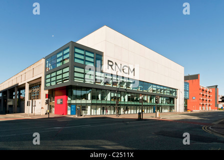 The Royal Northern College of Music (RNCM), Manchester, England, UK - Stock Photo