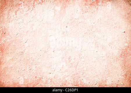Old cracked wall - Stock Photo