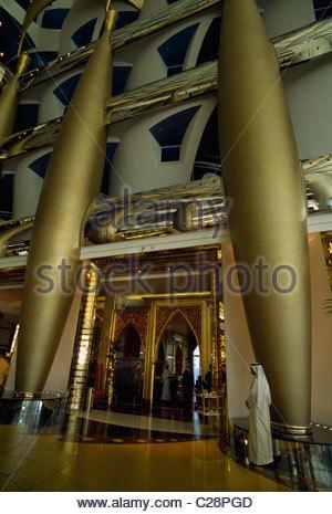 Burj al arab hotel inside luxury supervision inner for Burj al arab hotel inside