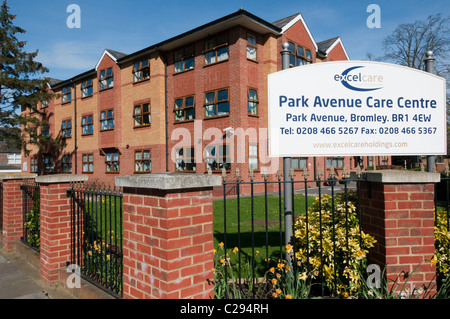 Park Avenue Care Centre Run By Excelcare